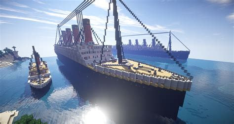 RodentRage's Shipyard   Famous Ocean Liners (Queen Mary Under Construction)   Screenshots   Show