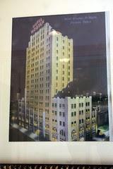 picture in hotel wooten window