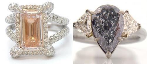 Resultado de imagen para grey  diamonds jewelry