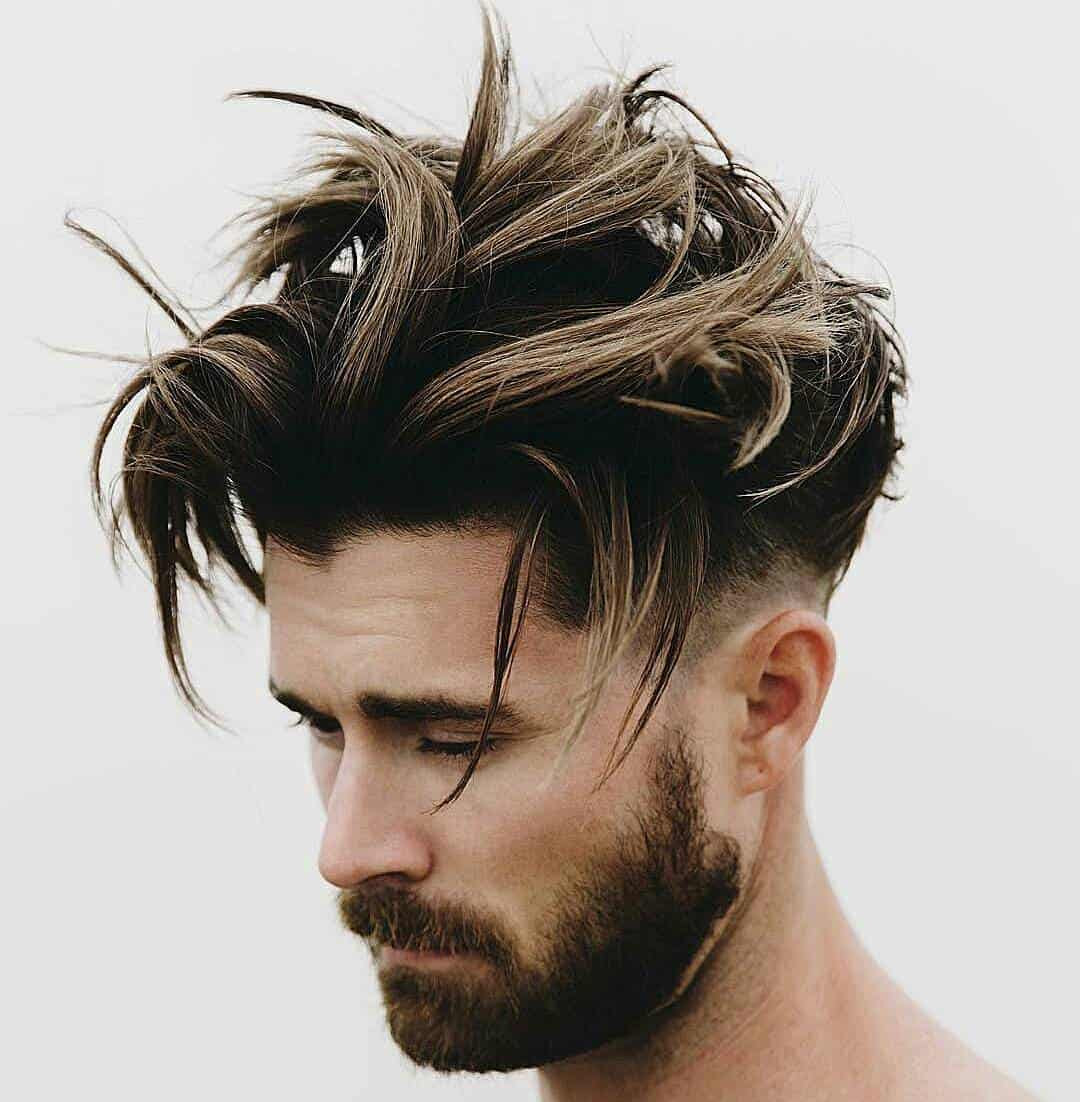 70 Sexy Hairstyles For Hot Men Be Trendy In 2018