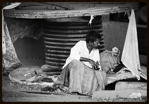 The Homeless Slum... by firoze shakir photographerno1