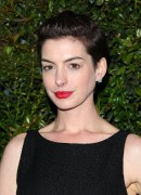 Anne Hathaway - Chanel Charles Finch Pre-Oscar Dinner in Los Angeles, CA - March 1, 2014 x10 HQ's
