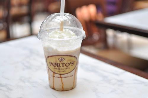 horchata smoothie