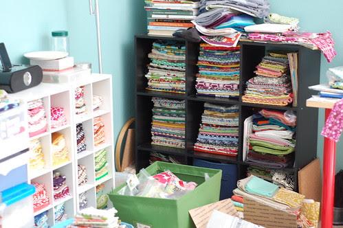 Organizing the stash
