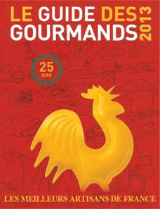Guide des Gourmands 2013