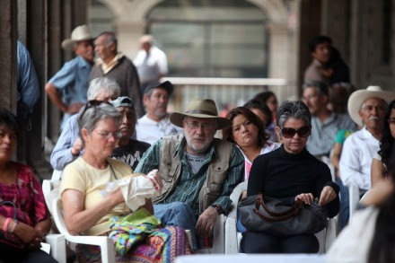 Sicilia exigió al gobierno cambiar la estrategia antinarco. Foto: Germán Canseco
