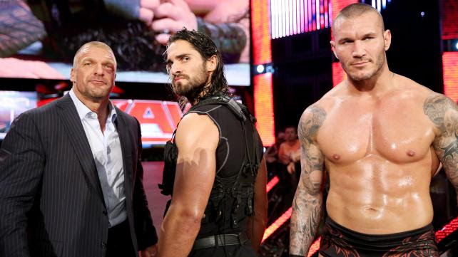 Examining Where the Shield vs. Evolution Feud Goes After ...