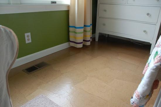 DIY Paper Floor
