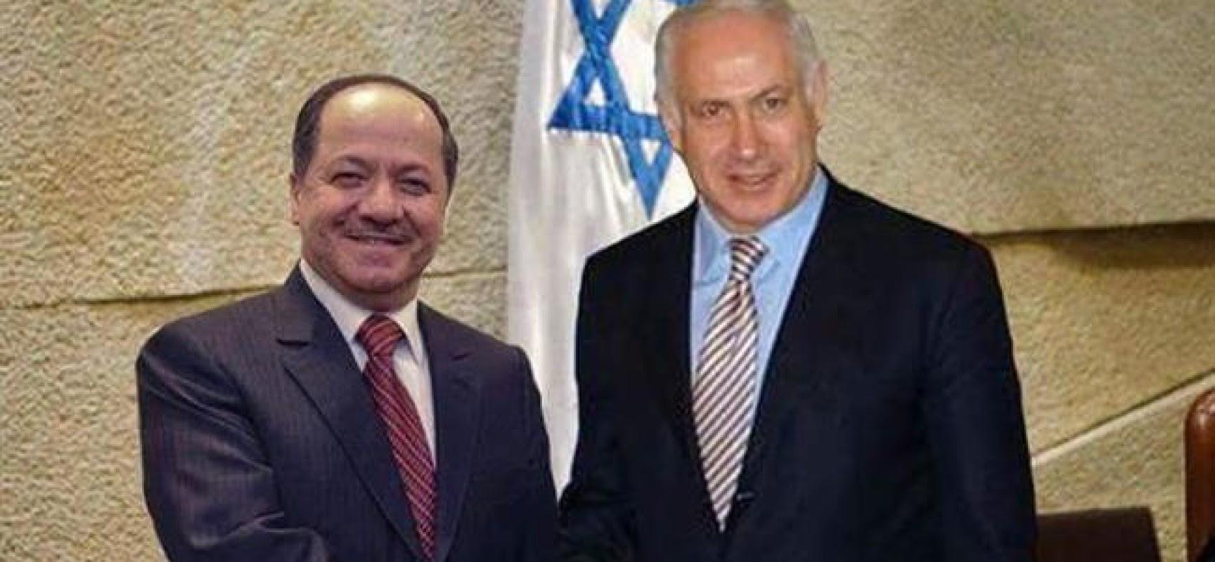 L'indépendance kurde au centre des plans israéliens de remodelage du Proche-Orient
