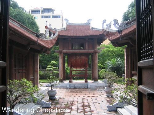 Van Mieu (Temple of Literature) - Hanoi - Vietnam 17