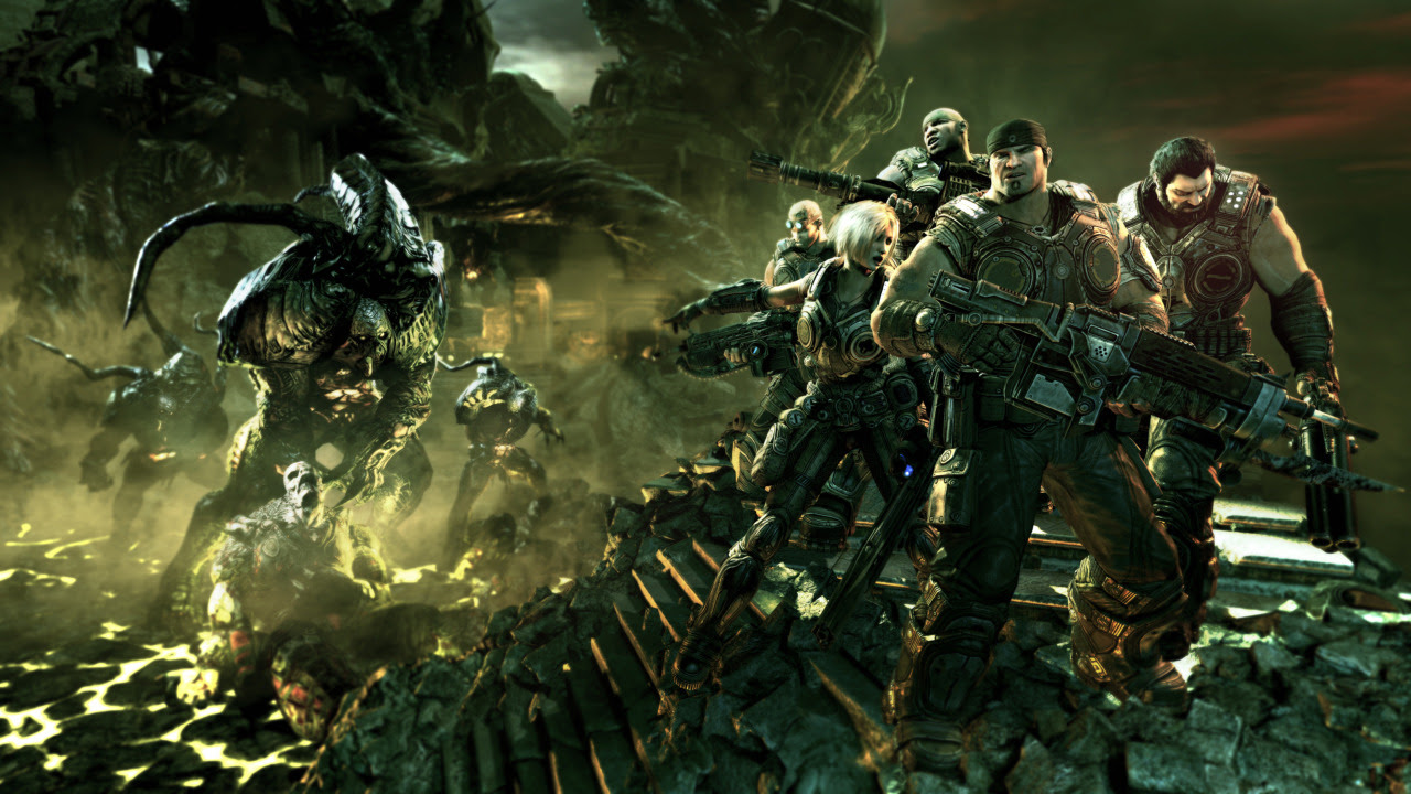Gears Of War 3 Planet Gears Of War