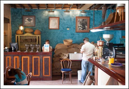 koffiehuis havanna, cafe el escorial by hans van egdom
