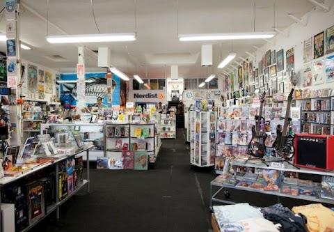 Best Comic Book Shops In Los Angeles