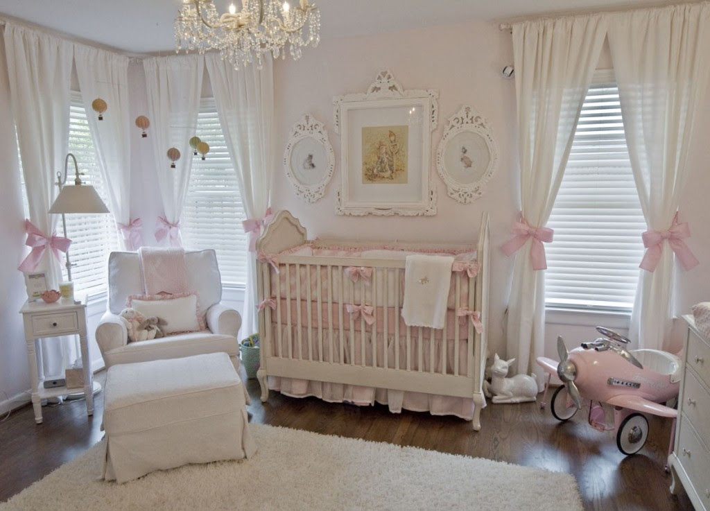 Remarkable Themes for Baby Girl Nursery - HomesFeed
