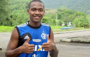 Samir jogador Flamengo (Foto: Janir Junior)