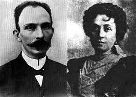 José Martí y Carmen Zayas Bazán