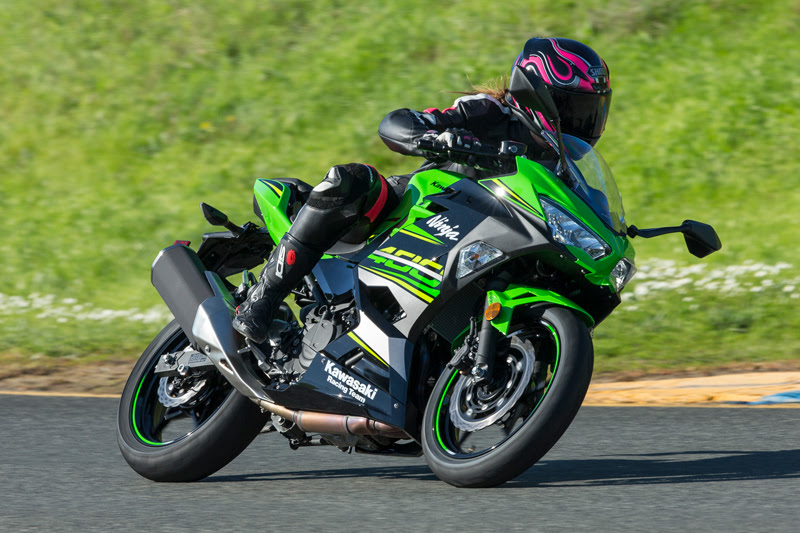 2018 Kawasaki Ninja 400 Abs First Ride Review