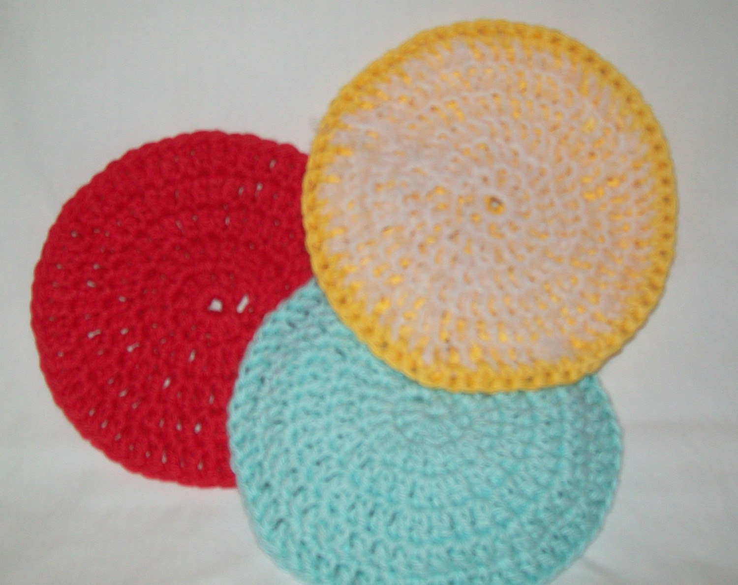 Tulle Dish Cloths FREE SHIPPING