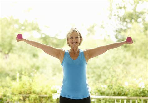 dumbbell strength training exercises  seniors