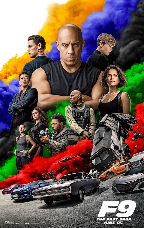 Fast and Furious 9  (2021) 480p 720p 1080p WebRip English Full Movie