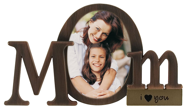 Bronze Mom Picture Frame For Mothers Day Just 10 Shipped Sassy Dealz