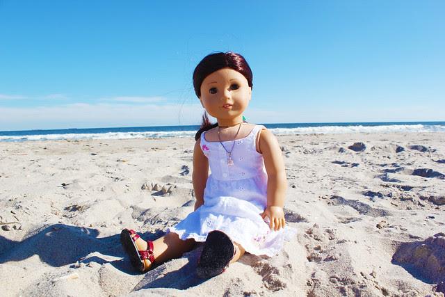 Riis Park Beach