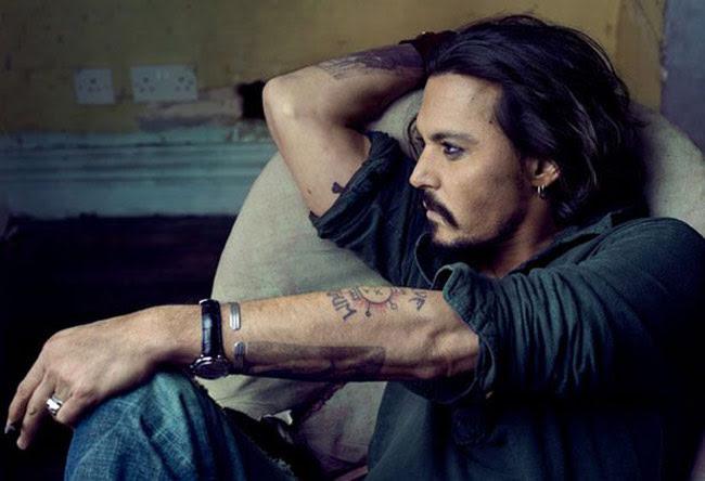 johnny depp 2011. Johnny Depp#39;s Vanity Fair