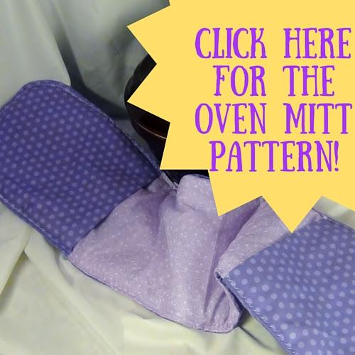 Free Oven Mitt Pattern
