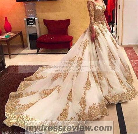 Red And Gold Wedding Bridesmaid Dresses   Look Like A