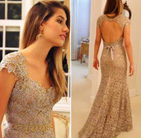 Lace evening dresses online uk