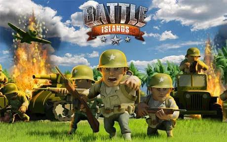 [โหลด][Android] Battle Islands โกงเงิน Hack