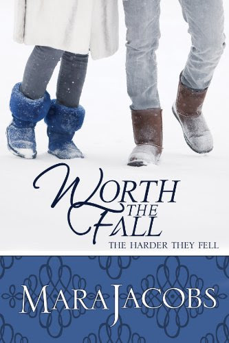 Worth The Fall (The Worth Series Book 3: A Copper Country Romance) by Mara Jacobs