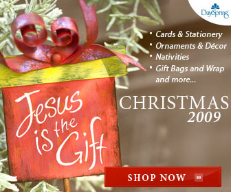 Shop DaySpring Christmas Gifts, Cards, & Decor