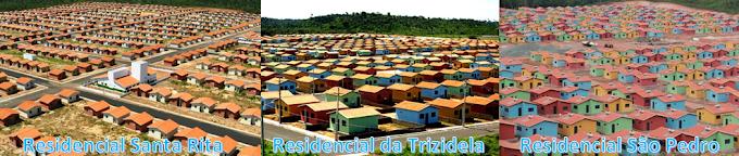 LEGADO - Codó ganhou 3 mil casas populares na gestão do ex-prefeito Zito Rolim