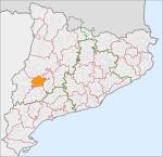 Localització del Pla d'Urgell.svg