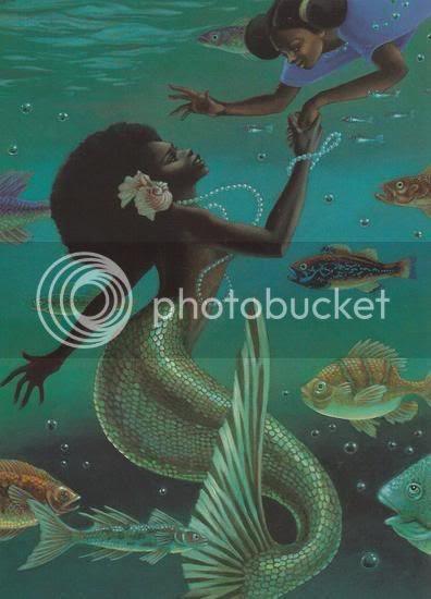 Suki and The Mermaid