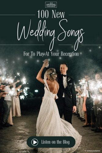 Wedding Songs 2018: 100 of the Best To Play At Reception