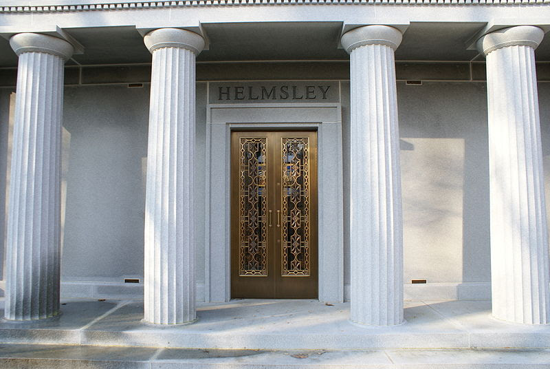 File:Harry Helmsley mausoleum.jpg