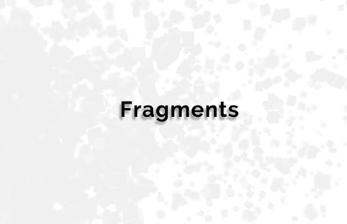 Fragments ico information