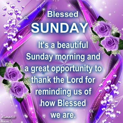 Have A Blessed Sunday Everyone Quotes Good Morning Everyone