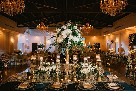 The Club of Knights   Best Miami Weddings