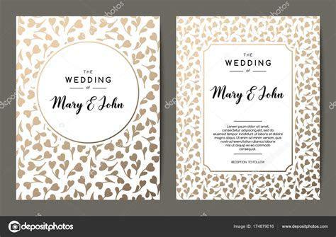 Elegant wedding invitation backgrounds. Card design with