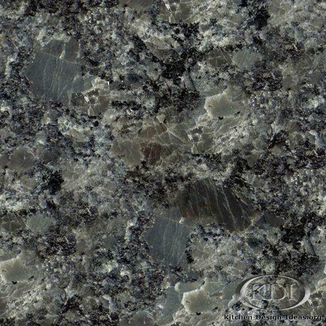 Steel Grey Granite - Kitchen Countertop Ideas