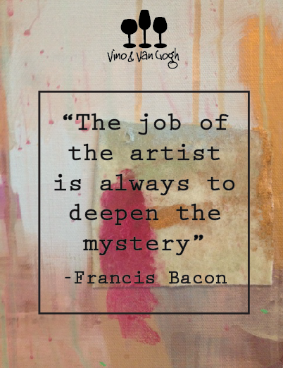 Friday Fun Quote Francis Bacon Adult Art Classes Kids Art