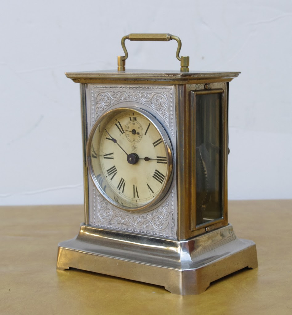 Antique Junghans Music Box Carriage Clock | eBay