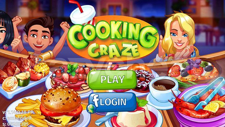 Cooking Craze - A Fast & Fun Restaurant Chef Game v1.14.0