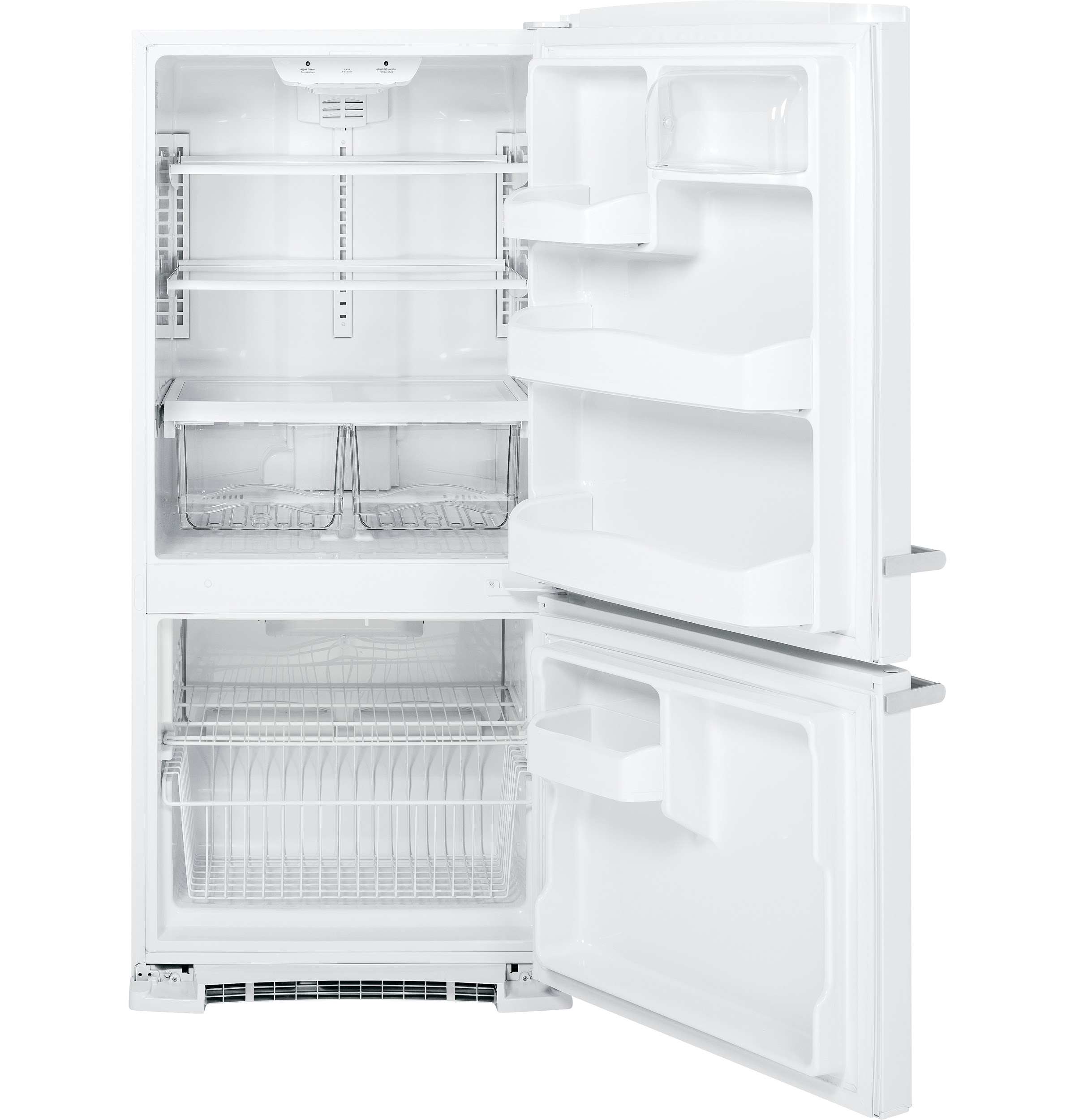 GE Artistry™ Series 20 3 Cu Ft Bottom Freezer Refrigerator
