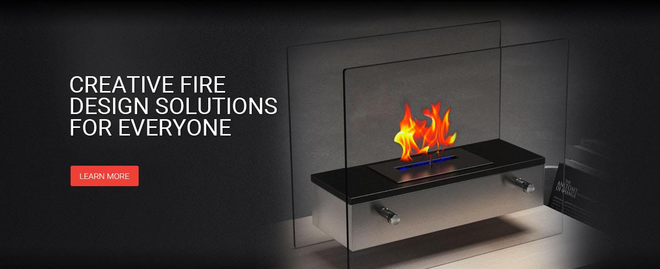 Moda Flame Fireplaces Eco Friendly Bio Ethanol Fuel Contemporary