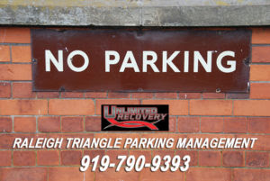 Raleigh parking lot management services