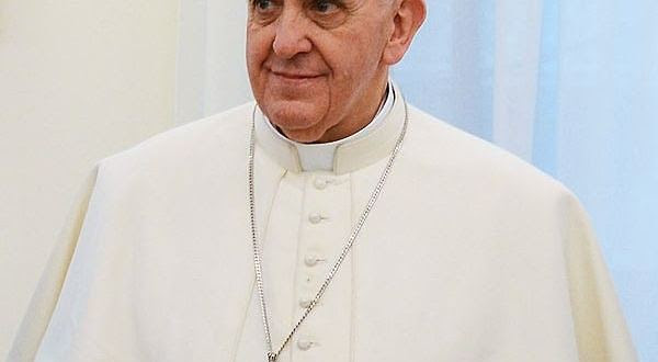 Pope Prays for Syria and for World Peace